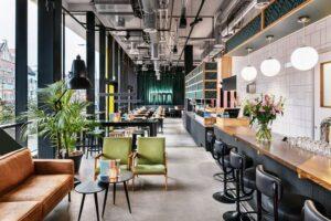 masterplanning spazio ristorazione hotel